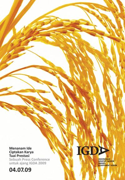 Poster Press Conference IGDA 2009